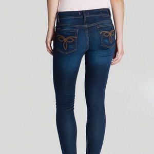 Ted Baker London Morgan Skinny Jeans Midwash 28